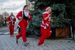 Course des pères Noël