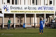 2014 Record du monde de foot à Kerbach