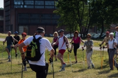 2014 Marche nordique à Petite-Rosselle
